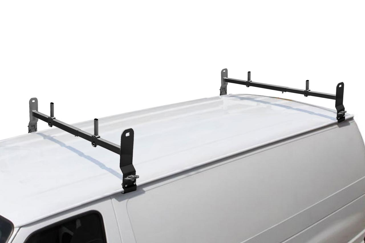 Van Rack, 2 pc, Black