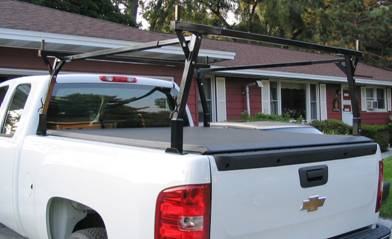 rack that works with many tonneau covers