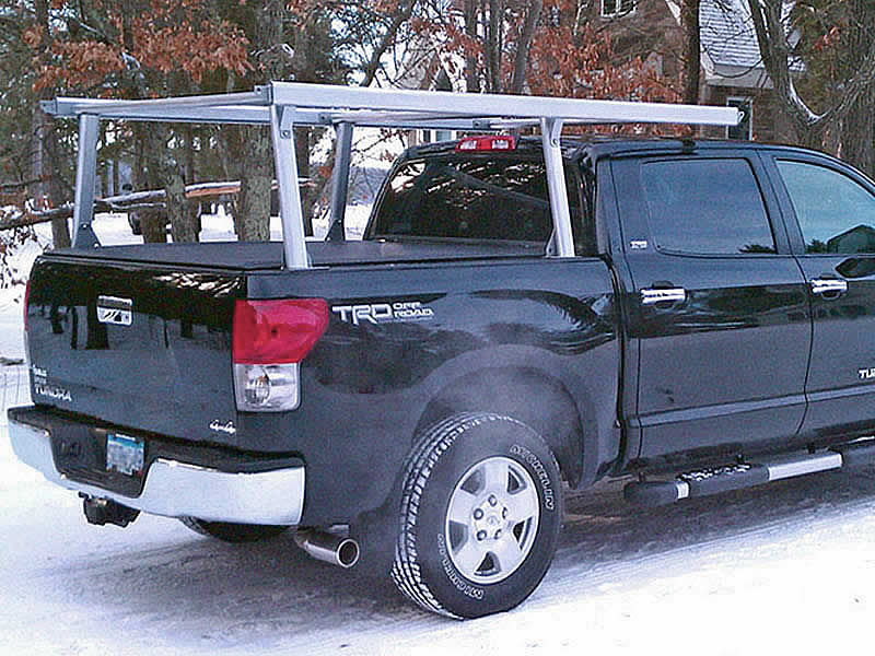 The Galleon Rack is a Sharp looking Tonneau Truck Rack