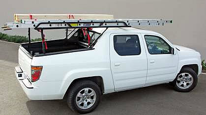 The Honda Ridge Rack 3 is designed to carry longer cargo