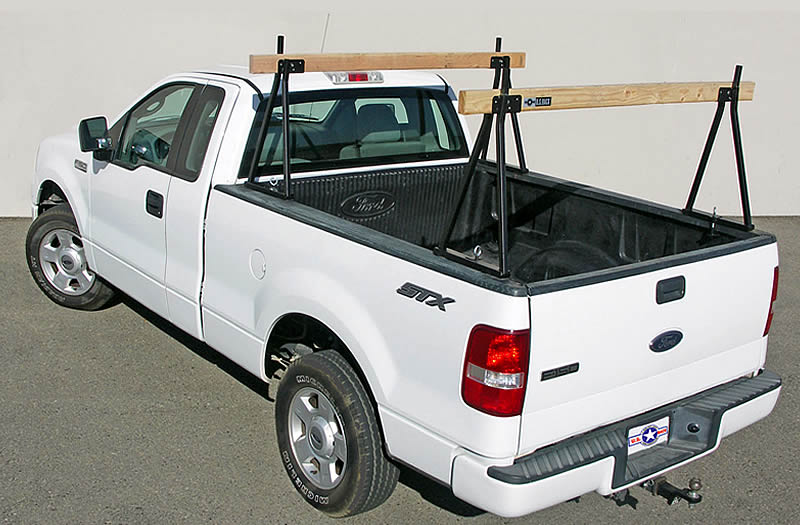 Hawaiian Sawhorse Truck Rack Mounts In Less Than 5 Minutes