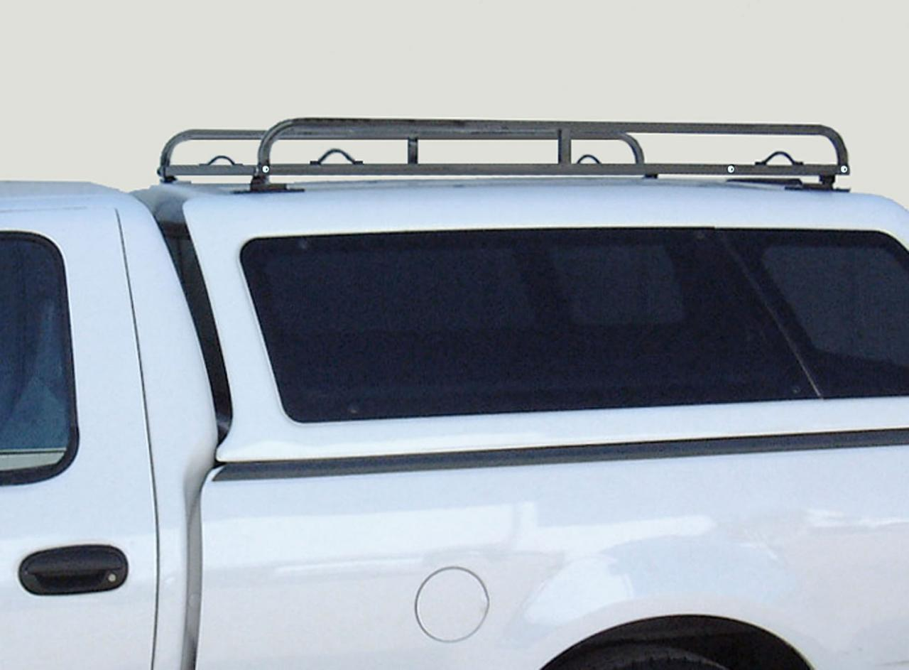 Canopy Truck Rack Side View