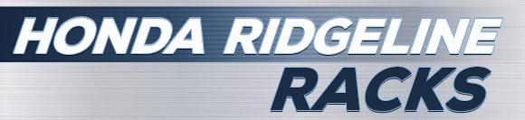 HONDA RIDGELINE RACKS