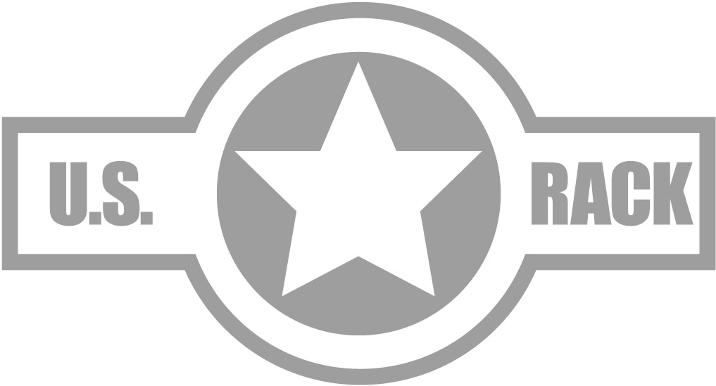 Galleon Truck Rack for Cabs Under 24 Inches, Standard Legs, Brushed Frame With Bead Blasted Base - PN #82610210