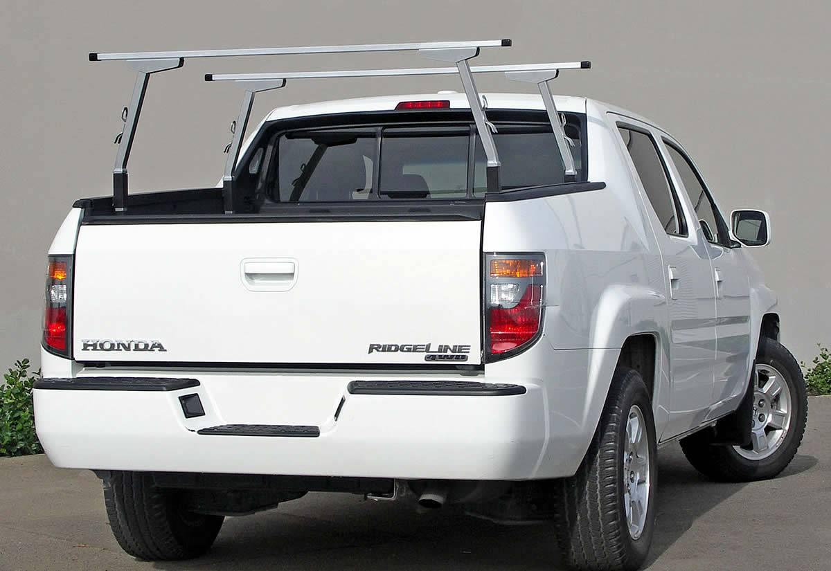 2006-2014 Honda Ridgeline 1 Rack, Brushed, Silver - PN #83360153