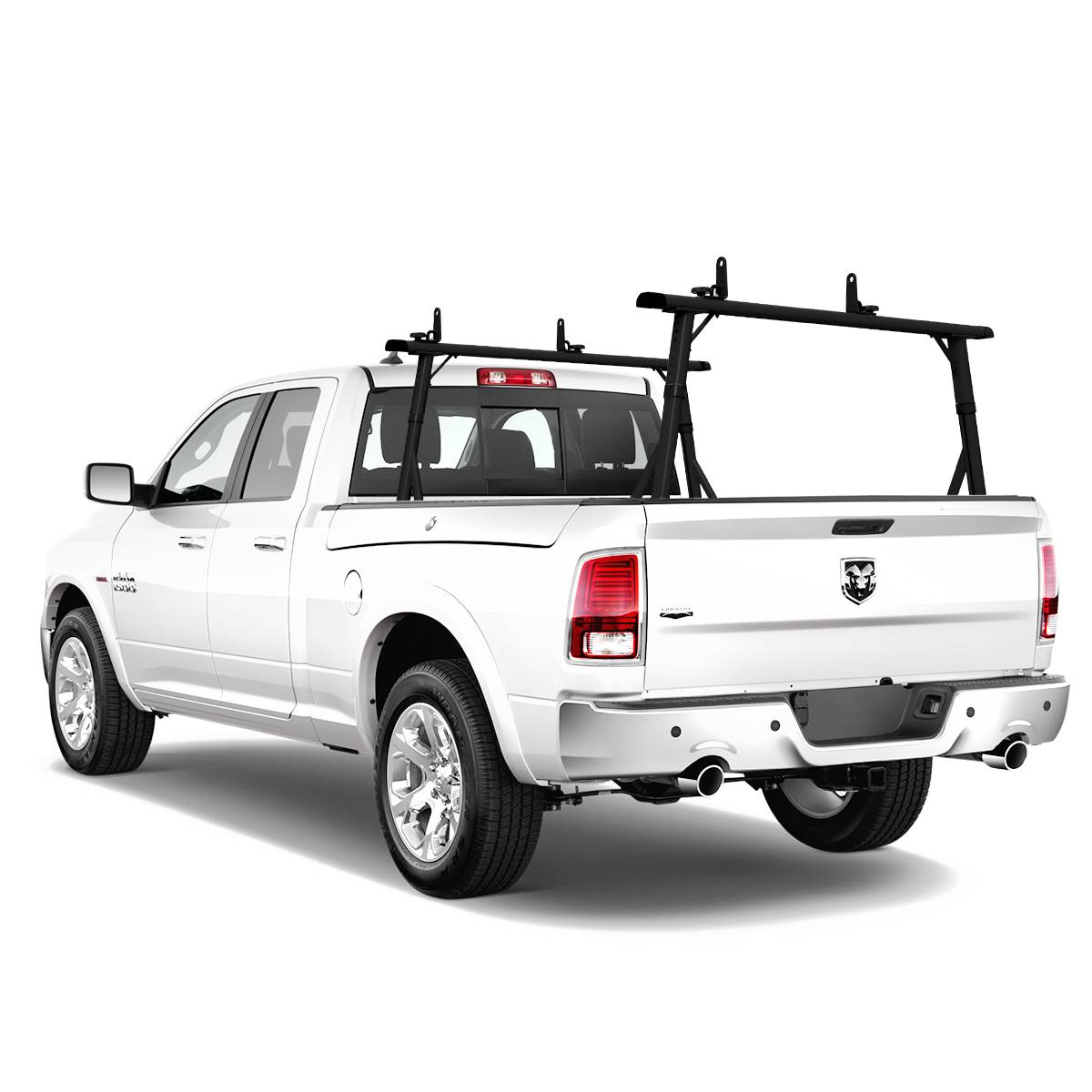 Rambox Ladder Truck Rack for beds with Rambox