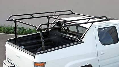 2006-2014 Honda Ridgeline 3 Rack, Black, Stainless Steel - PN #83560251
