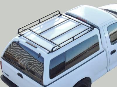 Canopy Truck Rack for Short Bed Trucks - PN #82110021 - Image 1