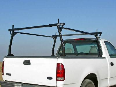 Stake Pocket Truck Rack for Cabs Over 24 Inches, Standard Legs - PN #84210311 - Image 3