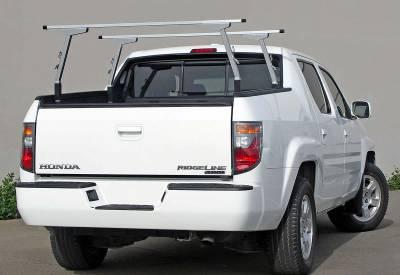 2006-2014 Honda Ridgeline 1 Rack, Brushed, Silver - PN #83360153 - Image 1