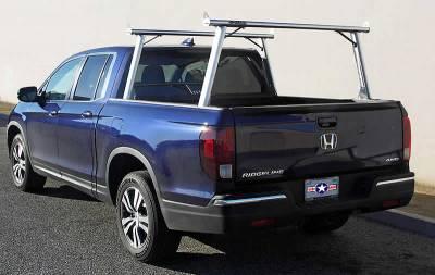 2017-2020 Honda Ridgeline 5 Rack, Brushed - PN #83760150 - Image 1