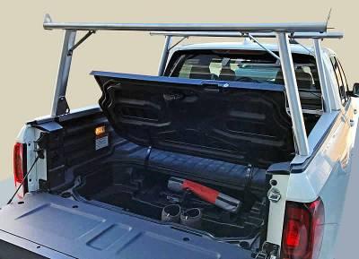 2017-2020 Honda Ridgeline 5 Rack, Brushed - PN #83760150 - Image 3