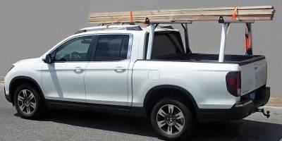 2017-2020 Honda Ridgeline 5 Rack, Brushed - PN #83760150 - Image 5
