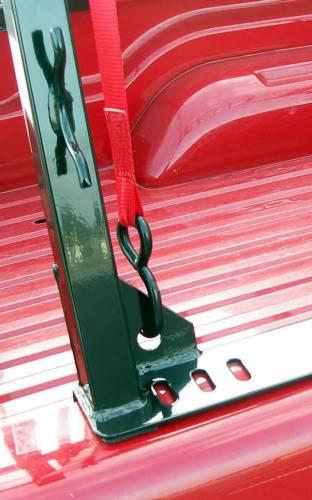 2005-2020 Toyota Tacoma Rail Rack 1, Black - PN #83190111 - Image 13