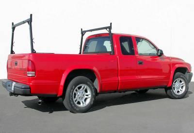 1999-2020 Toyota Tundra Rail Rack 1, Black - PN #83190811 - Image 2