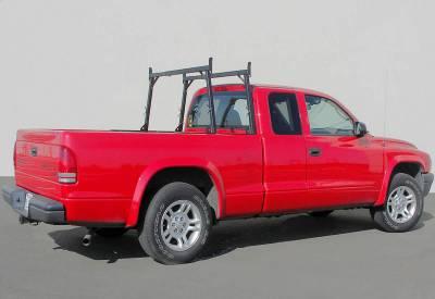 1999-2020 Toyota Tundra Rail Rack 1, Black - PN #83190811 - Image 3