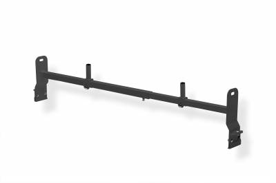 Van Rack, 2 pc, Black, Clamp On Installation - PN #84630211 - Image 4