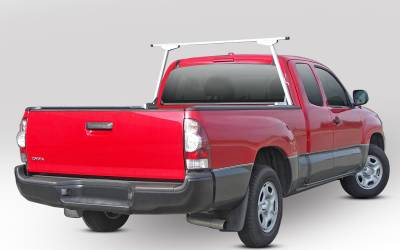 Paddler Truck Rack for Cabs Over 24 Inches, Fleetside, Half Set w/ 1 Rack Only, With Thule Accessory Compatible Cross Bars - PN #83010313 - Image 2