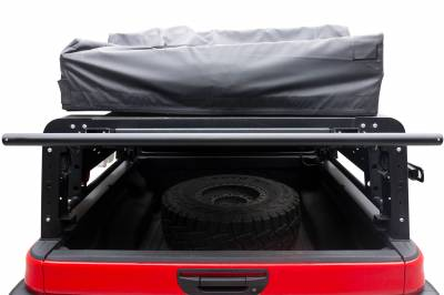 2019-2021 Jeep Gladiator Access Overland Rack With Three Lifting Side Gates, For use on Factory Trail Rail Cargo Systems - PN #Z834211 - Image 14