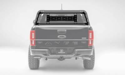 2019-2021 Ford Ranger Access Overland Rack Rear Gate - PN #Z835001 - Image 1