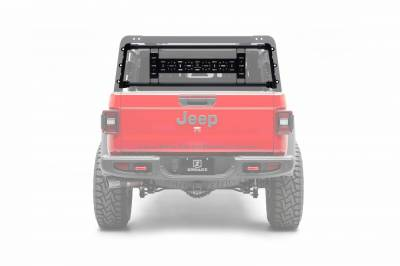 2019-2021 Jeep Gladiator Access Overland Rack Rear Gate - PN #Z834001 - Image 2