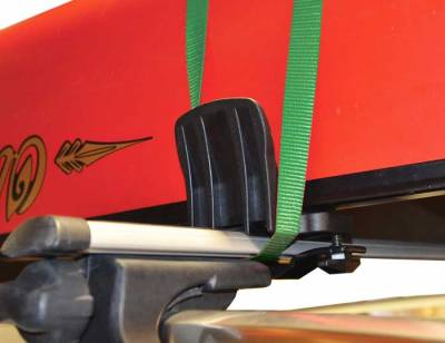 Malone Big Foot Pro Canoe Carrier with Tie-Downs - Image 2